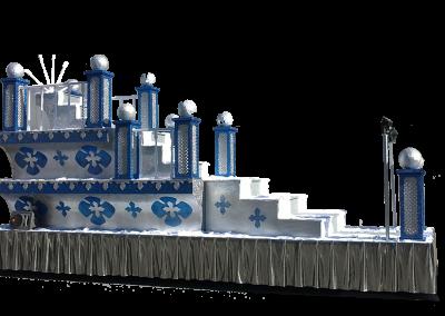 01 Escalinata Azul