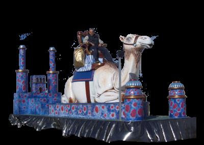 26 Camello Azul