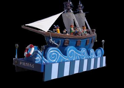 49 Piratas del Caribe