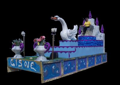97 Trono Cisne
