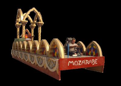 105 Mozárabe