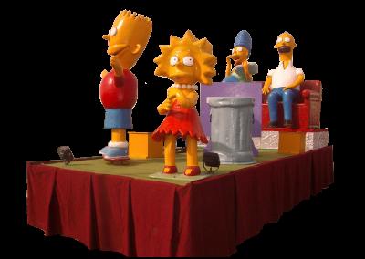 70 Los Simpsons