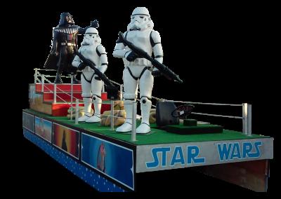 35 STAR WARS